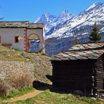 chapel in Zermatt