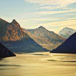 Sunrise Lake Lugano