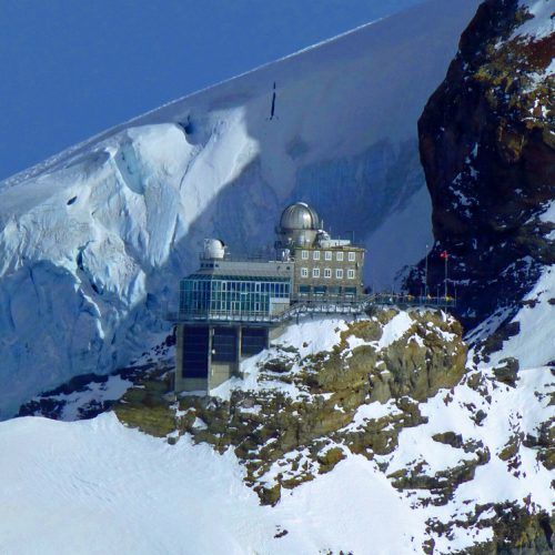 Jungfraujoch, the Sphinx observatory
