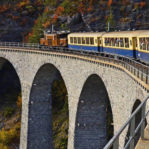 highlight Landwasser viaduct