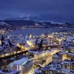 Luzern in winter