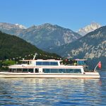 MS Schilthorn on Lake Thun