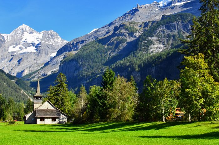 Kandersteg Exclusive