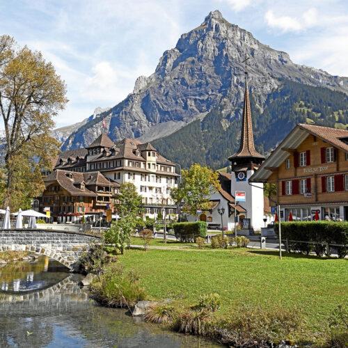 village Kandersteg