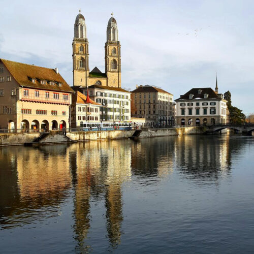 Zurich Grossmuenster