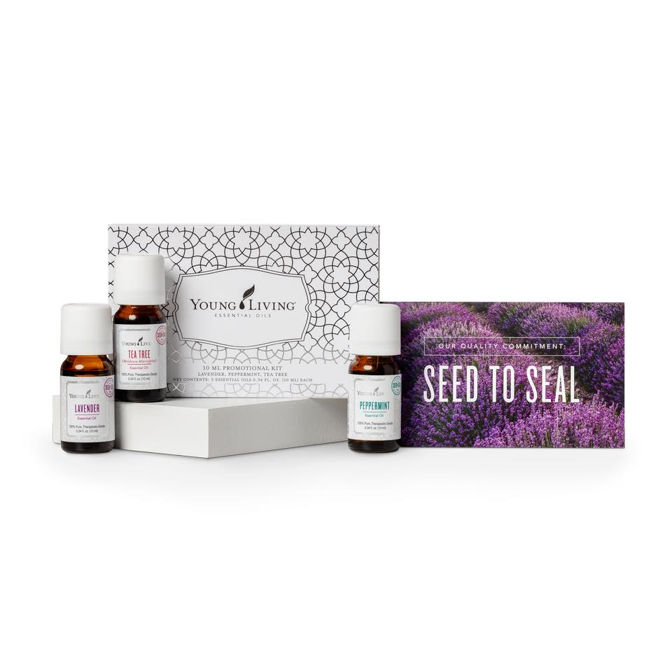 Young Living, Aromatherapie, Seed to Seal