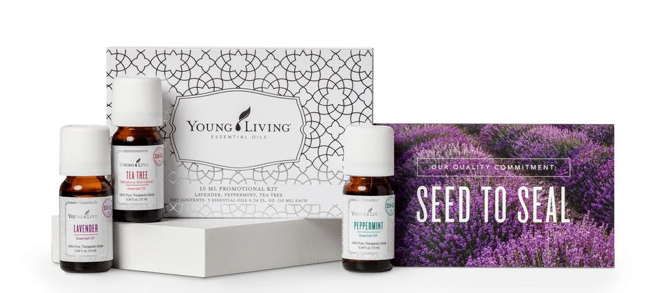 Seed to seal, young living, arometherapie