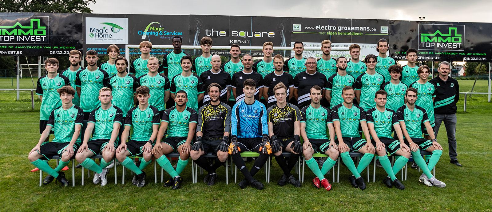 Juve A - seizoen 2021 -2022