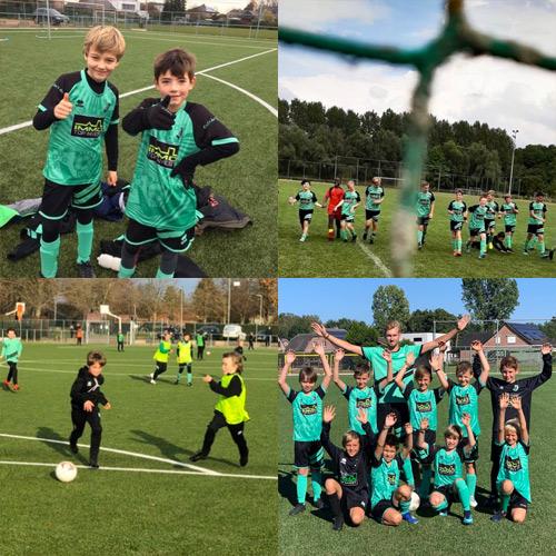 jeugdvoetbal - Juve Hasselt - Juve Academy