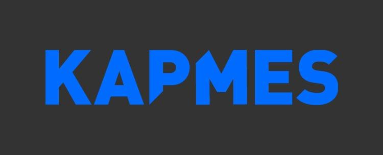 Kapmes branding - sponsor logo