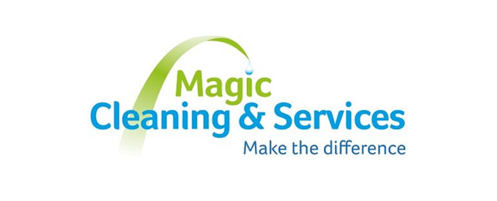 magic cleaning and service - sponsor logo