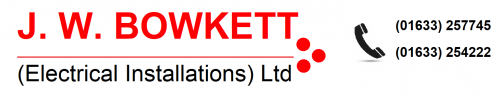 JW Bowkett (Electrical Installations) Ltd Logo
