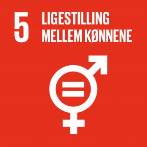 Verdensmål 5 Ligestilling mellem kønnene