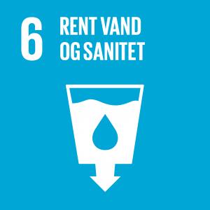 Verdensmål 6 Rent vand og sanitet