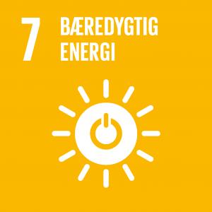 Mål 7 Bæredygtig energi