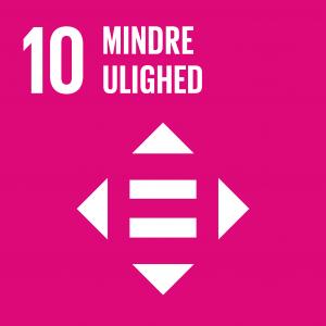 Verdensmål 10 Mindre ulighed