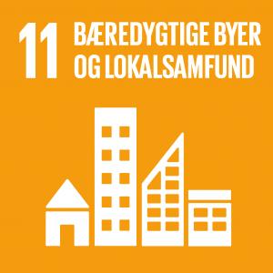 Verdensmål 11 Bæredygtige byer og lokalsamfund
