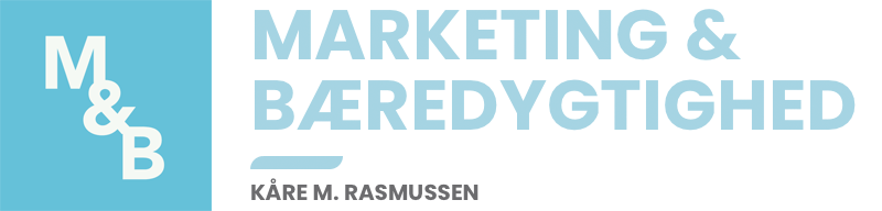Marketing & bæredygtighed