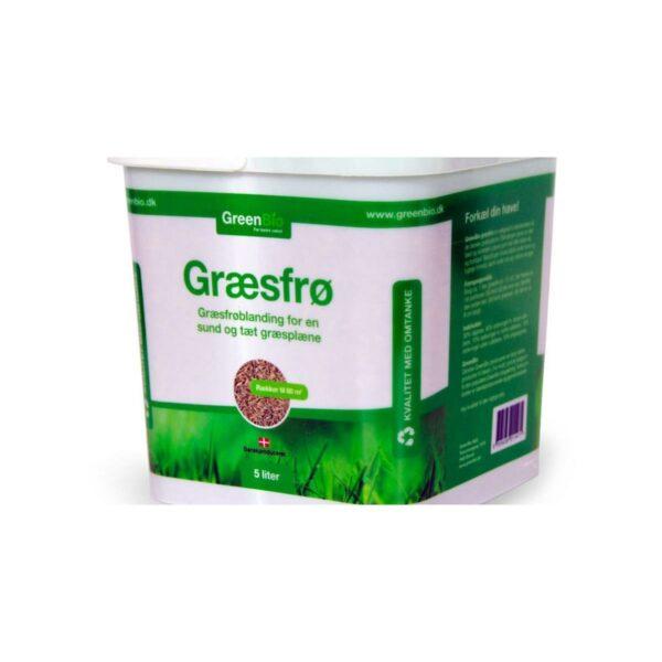 GreenBio græsfrø 5l