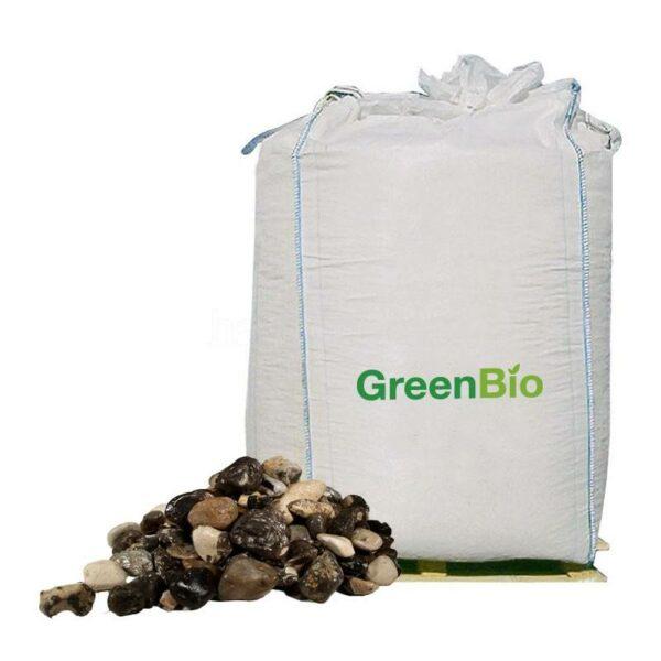 GreenBio nøddesten i bigbag