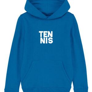 TENNIS kids hoodie