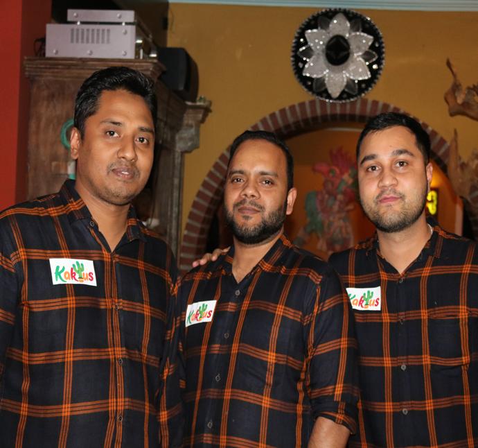 kaktus staff