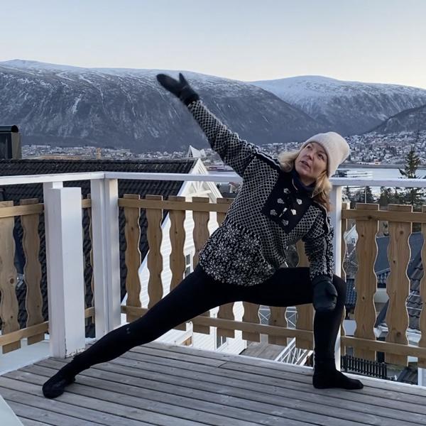 Yoga för kallbadare