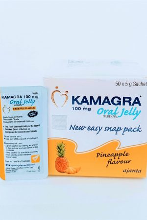 Kamagra Oral Jelly Pineapple flavour