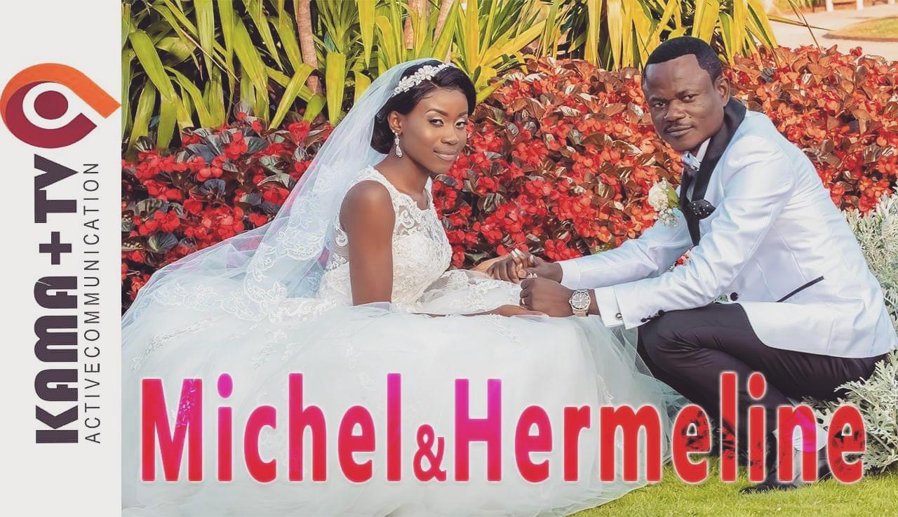 MARIAGE CONGOLAIS HERMELINE ET MICHEL A GOTHENBURG/SUEDE