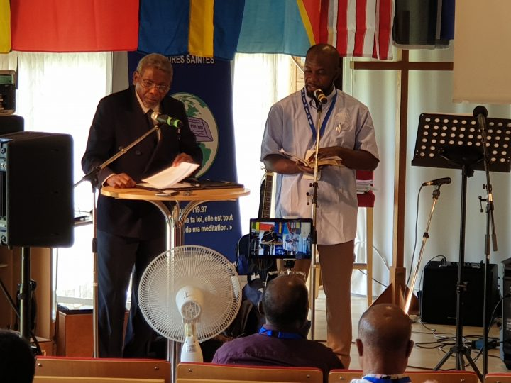 CAMP BIBLIQUE 2019 FIMES(MESSAGE 2) par le Dr. BILLY KITWA