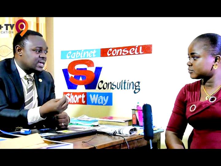 """Samuel Wetshi encourage les jeunes à l'entrepreneuriat"""""""