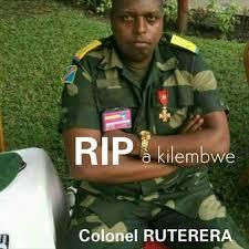 Le colonel rwandais des FARDC rapatrié et enterré au Rwanda.