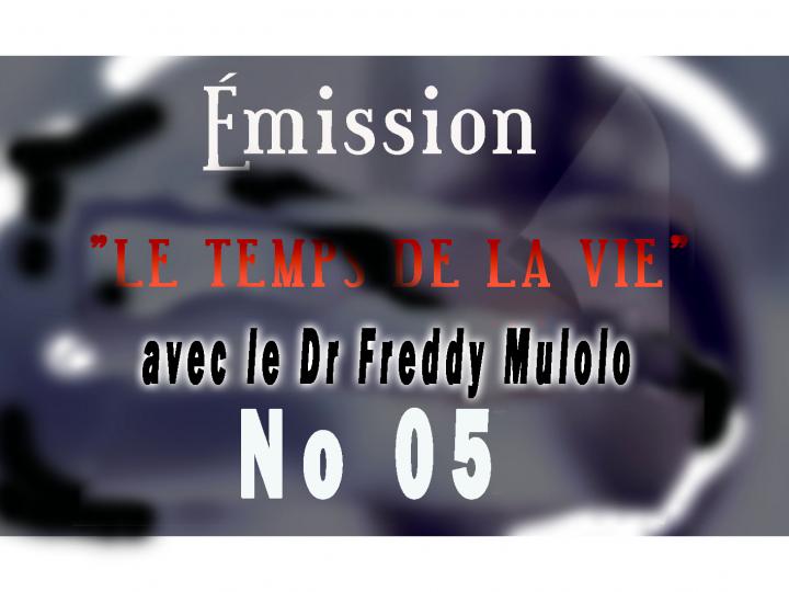 """Émission Le temps de la Vie No 5″La Malediction venant de soi-même"""""""