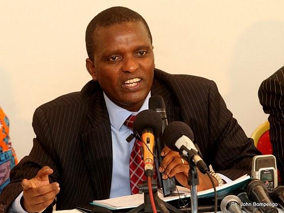 RD CONGO: Azarias Ruberwa frappé à domicile par les forces patriotiques d´auto-défense .