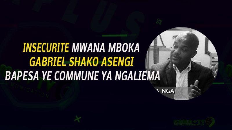 """Émission """"Congo cas na nga"""" invité: GABRIEL SHAKO"""