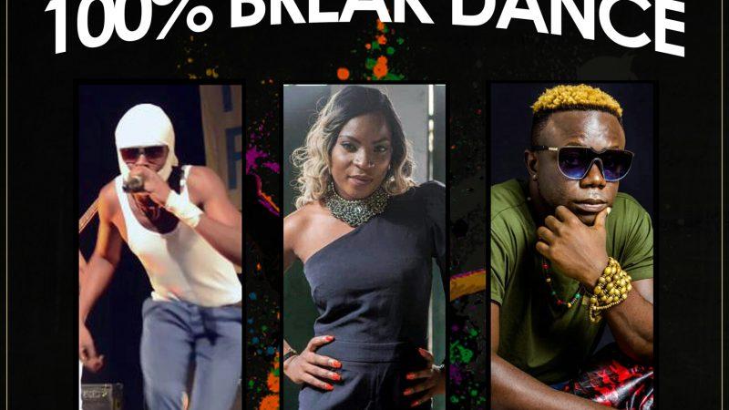 RDC/CULTURE: LE FESTIVAL 100%BREAK DANCE REPORTE AU MOIS DE JUILLET 2021