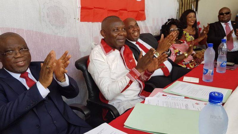 RDC/POLITIQUE: L'UNC DEMANDE A TSHISEKEDI DE LIBERER KAMERHE