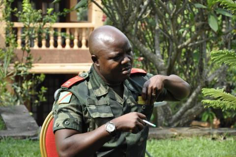 RDC/SOCIETE: LES ETATS-UNIES ET L'UNION EUROPEENNE S'OPPOSENT A L'INTEGRATION DES CHEFS DE GUERRE DANS LA FARDC