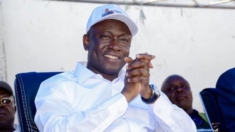 RDC : POLITIQUE: GUERRE FCC CACH, KABUYA CRUCIFIE LE FCC