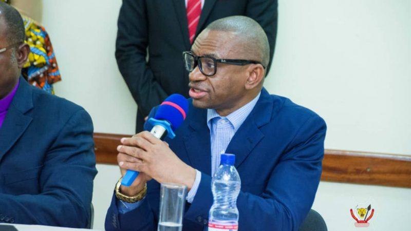 RDC/RELIGION : LE PASTEUR SONY KAFUTA CONTRE LE CONTRÖLE DES POLICIERS DANS LES EGLISES