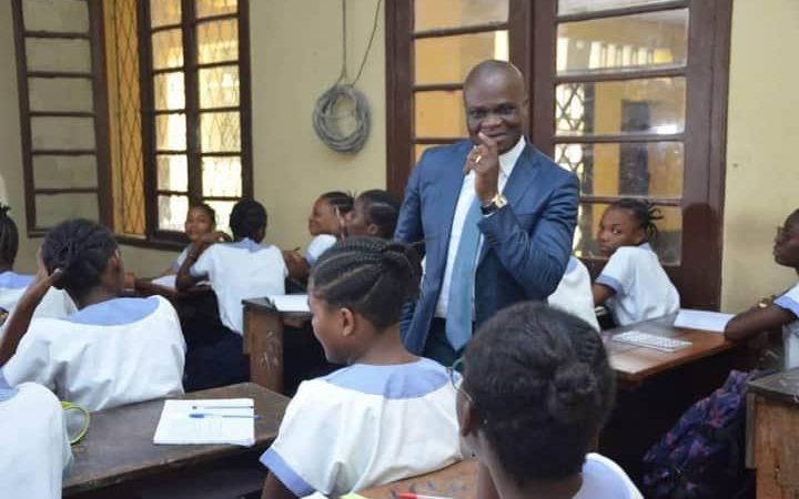 RDC/EDUCATION : le Ministre d'État Willy Bakonga très satisfait du déroulement de la dissertation
