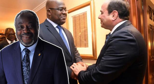 Investiture sabotée de Félix-Antoine TSHILOMBO à la tête de la Présidence de l´Union africaine