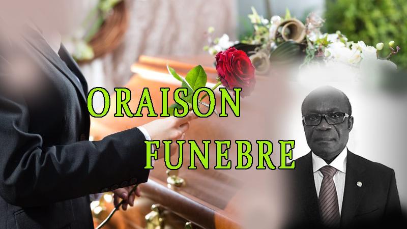 Oraison funèbre de Ngbanda Nzambo ko Atumba Honoré.