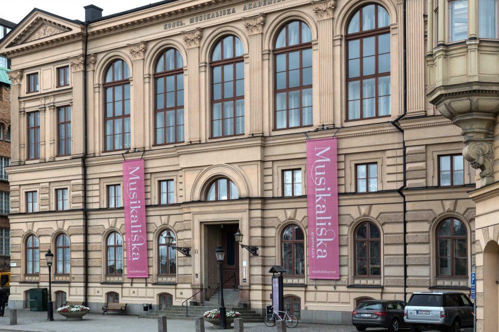 Ny styrelseordförande och ny VD för Musikaliska