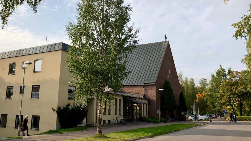Spelrum för Ung & Lovande i Falun