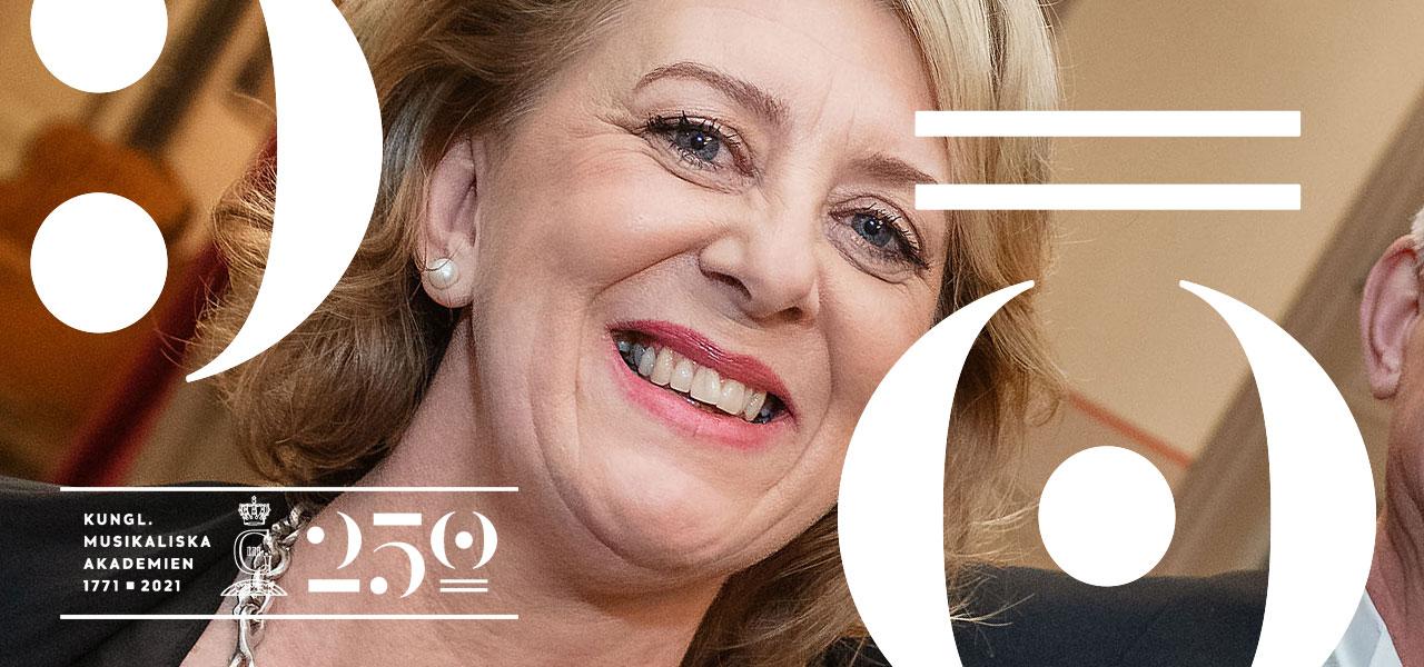 Musikens år 2021 när Kungl. Musikaliska Akademien firar 250 år