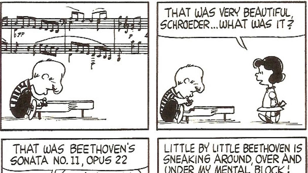 Beethoven i serievärlden