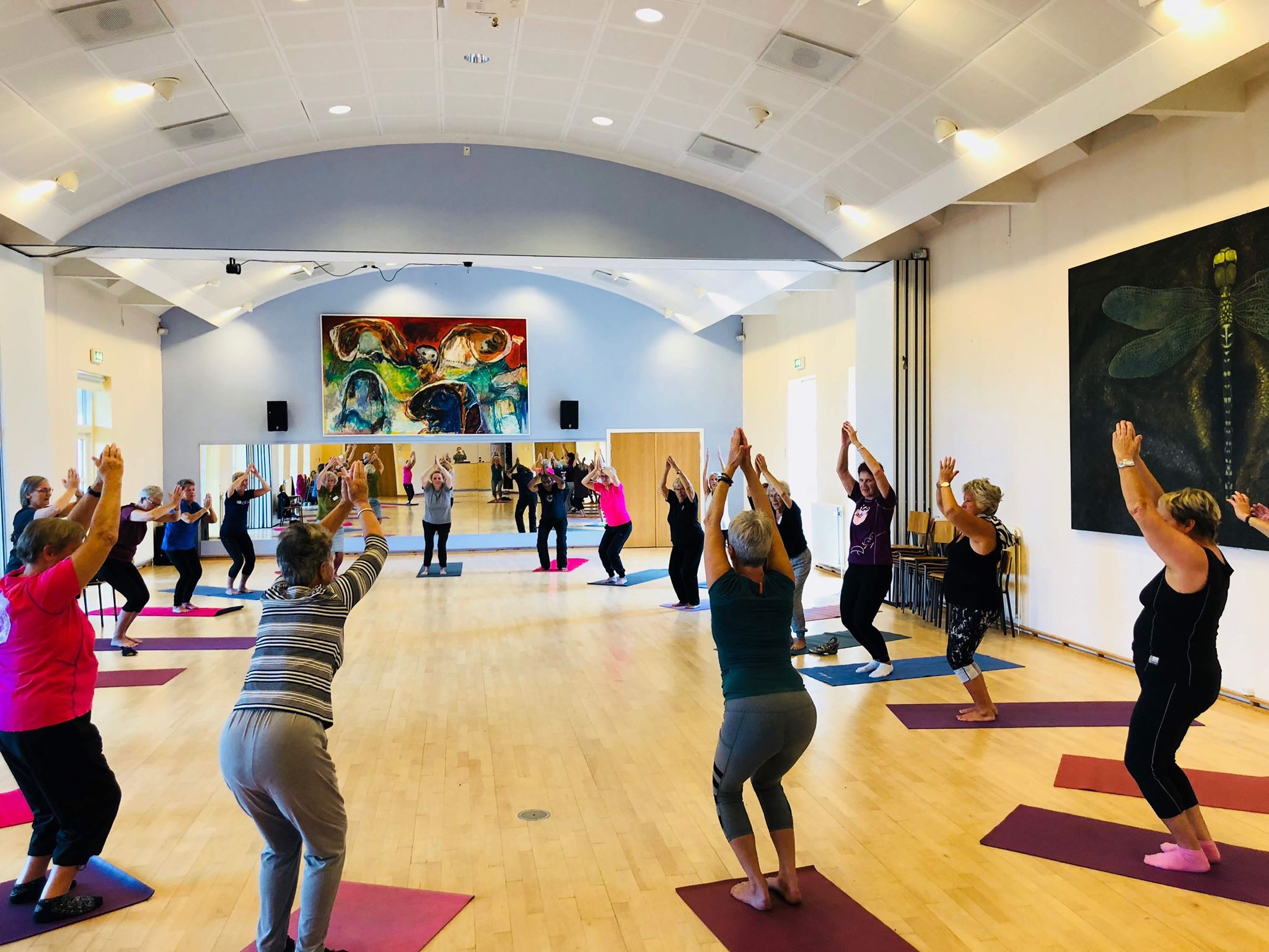 Senior Yoga Retreats