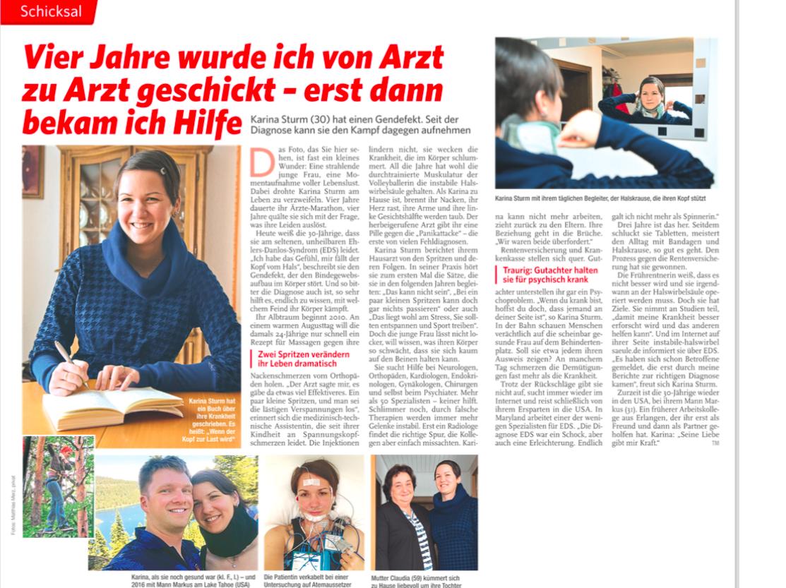 Auf einen Blick (German magazine)